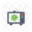 Television Live Streaming Icon