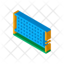 Tennis Net Court Icon