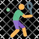 Tennis player Icon