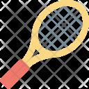 Racket Tennis Badminton Icon