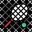 Racket Tennis Wimbledon Icon