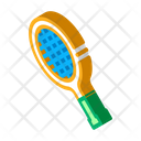 Equipment Tennis Racket Icon