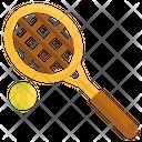 Tennis Sports Game Icon