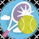 Sports Lawn Tennis Tennis Icon