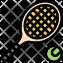 Tennis Sports Equipment Icon
