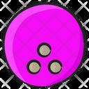 Tenpin Ball Playbill Sports Ball Icon