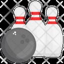 Tenpins Bowling Pins Strike Tenpins Icon