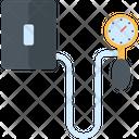Tensiometer Sphygmomanometer Blood Pressure Icon
