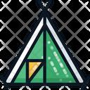 Outdoor Logo Adventure Icon