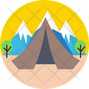 Tent Tent House Beach Tent Icon