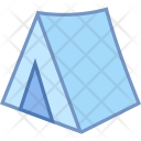 Tent Camping Icon
