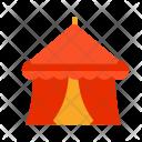 Tent Fair Icon