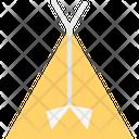 Campm Tent Camp Icon