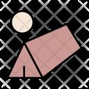 Tent Rest Picnic Icon