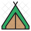 Tent Camping Camp Icon