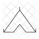 Tent Camp Soldier Icon