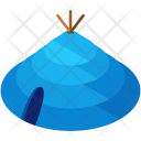 Large Native Tent Icon