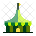 Carnival Celebration Holiday Icon