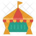 Tent Travel Holidays Icon
