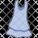 Tent dress Icon