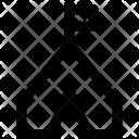 Tent Flag Adventure Icon