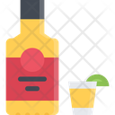 Tequila Drink Alcohol Icon