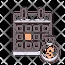 Term Loan Finance Loan Payment Icon