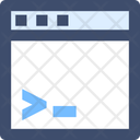 Terminal Console Window Icon