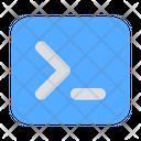 Terminal Code Program Icon