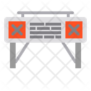 Terminal Gates Airport Icon