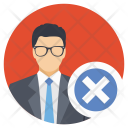 Terminated Employee Icon