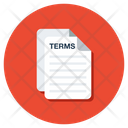 Terms Icon