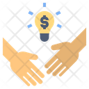Terms Merger Deal Icon