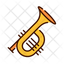 Terompet Musical Instrument Music Instrument Icon