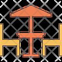 Terrace Restaurant Icon