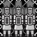 Terracotta Warriors Icon