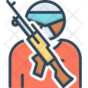 Terror Panic Consternation Icon