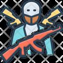 Terrorism Icon