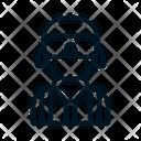 Terrorist Mask Terror Terrorist Icon