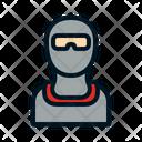 Terrorist Icon