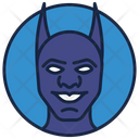 Terry Mcginnis Blaster Face Batman Icon