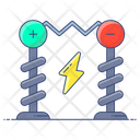 Tesla Coil Physics Experiment Icon