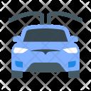 Tesla Model X Icon