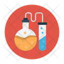 Test Tube Flask Icon
