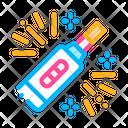 Pregnancy Test Device Icon