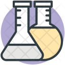Test Tubes Culture Icon