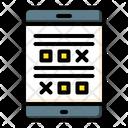 Test Exam Score Icon