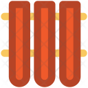 Test Tubes Sample Icon