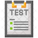 Checklist Exam Task Icon