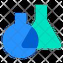 Test Tubes Laboratory Icon